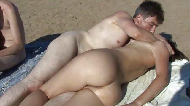 سینه کلان, سکسخواهربرادر پمپ با dildo بزرگ سیاه و سفید